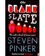 The Blank Slate - The Modern Denial of Human Nature