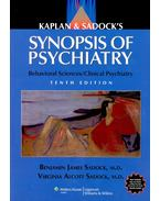 Kaplan & Sadock's Synopsis of Psychiatry - Behavioral Sciences and Clinical Psychiatry