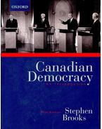 Canadian Democracy - An Introduction with CD