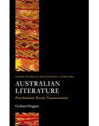 Australian Literature - Postcolonialism, Racism, Transnationalism