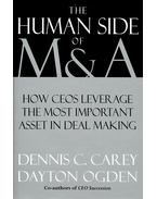 The Human Side of M&A