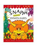 My Giant Book of Snappy Dinosaurs
