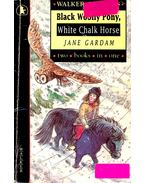 Black Woolly Pony; White Chalk Horse