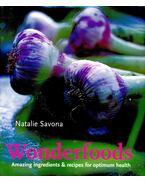 Wonderfoods - Amazing ingredients & recipes for optimum health