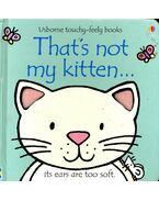 That's Not My Kitten
