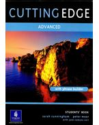 Cutting Edge Advanced/ With Phrase Builder + Workbook with Key