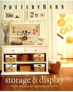 Pottery Barn Storage & Display