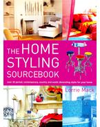 Home Styling Sourcebook