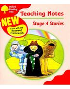 Oxford Reading Tree: Stage 4: Stories: Pack of Six (one of Each Title) + Teaching Notes