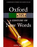 A Century of New Words