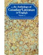 An Anthology of Canadian Literature in English Vol. II.