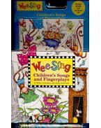 Wee Sing Children's Songs and Fingerplays with CD