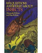 1001 Questions Answered about Insects