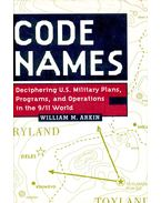 Code names - Deciphering U. S. Military Plans, Programs, and Operations in the 9/11 World
