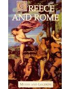 Greece and Rome - Myths and Legends