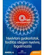 Origó Nyelvvizsgakönyvek - Nyelvtani gyakorlatok, fordítás idegen nyelvre, fogalmazás -Angol 6. - középfok