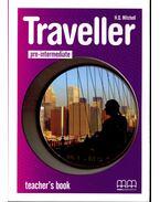 Traveller - Pre-Intermediate - Teacher's Book