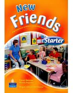 New Friends - Starter: Student's Book + Activity Book