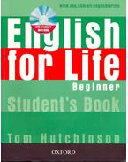 English for Life  - Beginner Student's Book with Cd-Rom