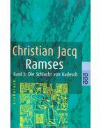 Ramses 3. Die Schlacht von Kadesch