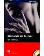Diamonds are Forever - Level 4 (CD ROM included) - Ian Fleming