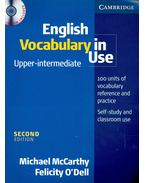 English Vocabulary in Use - Upper-Intermediate with CD-ROM - 2nd Edition