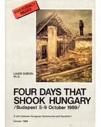 Four Days that Shook Hungary