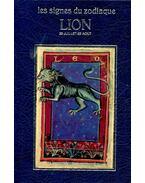 Les signes du zodiaque - Le lion 23 Jullet - 22 Aout