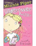 Undercover Puzzler