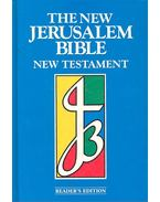 The New Jerusalem Bible - New Testament