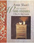 Annie Sloan's Decorative Wood Finishes