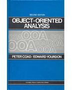 Object-Oriented Analysis - 2nd Edition