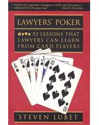Lawyers' Poker: 52 Lessons That Lawyers Can Learn From Card Games