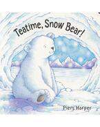Teatime, Snow Bear!