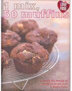 1 Mix, 50 Muffins