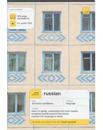 Russian - Coursebook&double CD pack