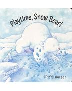 Playtime, Snow Bear!