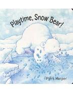 Playtime, Snow Bear!