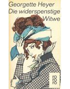 Die widerspenstige Witwe (Eredeti cím: The Reluctant Widow)