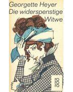 Die widerspenstige Witwe (Eredeti cím: The Reluctant Widow)