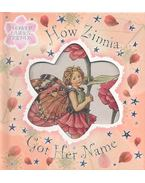 How Zinnia Got Her Name