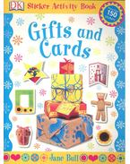 Gifts and Cards: Sticker Activity Book