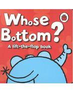 Whose Bottom?