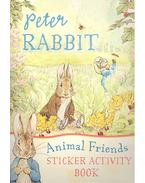 Peter Rabbit Animal Friends Sticker Activity Book