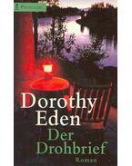 Der Drohbrief (Eredeti cím: Bride by Candlelight)