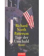 Tage der Unschuld (Eredeti cím: Silent Witness) - Patterson, Richard North
