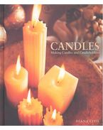 Candles: Making Candles and Candleholders