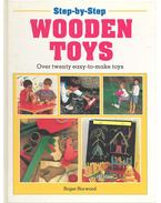 Step-by-Step Wooden Toys - Over Twenty Easy-To-Make Toys