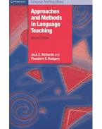 Approaches and Methods in Language Teaching - 2nd Edition