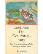 Die Geburtstagsparty - Durell, Gerald